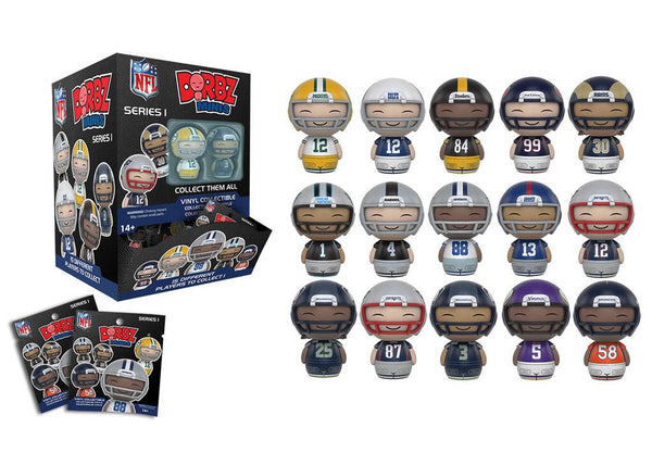 NFL 2016 Dorbz Mystery Mini Blind Box Vinyl Figures