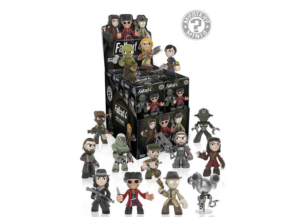 Fallout 4 Mystery Mini Blind Box Vinyl Figures