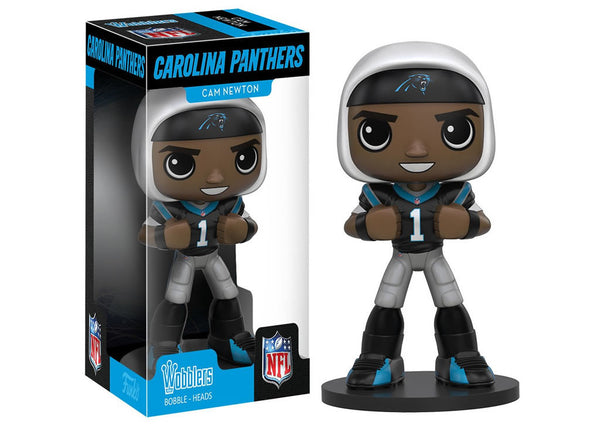 NFL - Cam Newton (Carolina Panthers) Wacky Wobbler