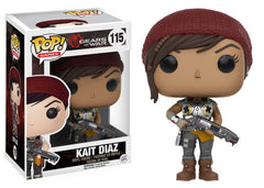 Gears of War - Armored Kait Diaz Pop! Vinyl