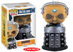 "Doctor Who - 6"" Super Sized Davros Pop! Vinyl"