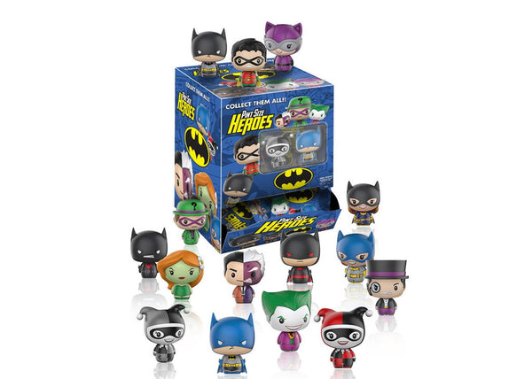 DC Universe Pint Sized Heroes Mystery Mini Blind Box Vinyl Figures
