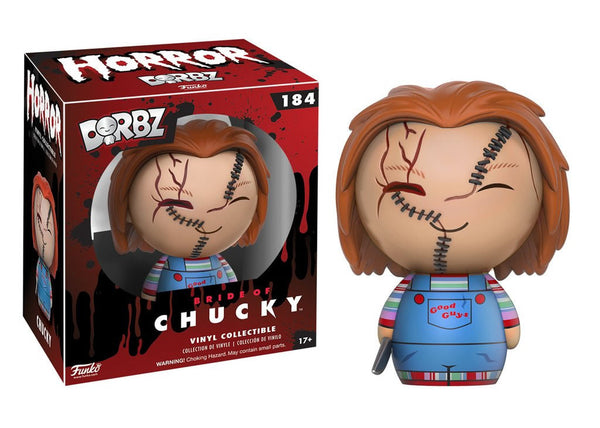 Childs Play - Chucky Dorbz Vinyl Figure