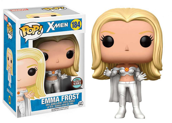 Funko Pop! Marvel X-Men - Emma Frost Pop! Vinyl Figure #184 **SPECIALTY SERIES**