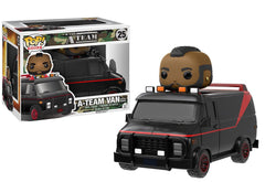 The A-Team - The A-Team Van Pop! Rides