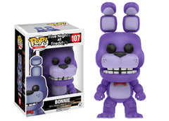 Funko Pop Five Nights at Freddys - Bonnie Pop! Vinyl Figure