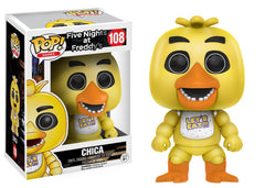 Funko Pop Five Nights at Freddys - Chica Pop! Vinyl Figure