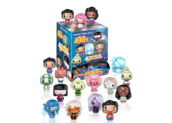 Steven Universe Pint Sized Heroes Mystery Mini Blind Box Vinyl Figures
