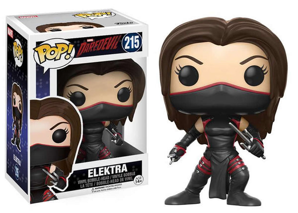 11095 - Funko Pop! Marvel Daredevil TV - Elektra Pop! Vinyl
