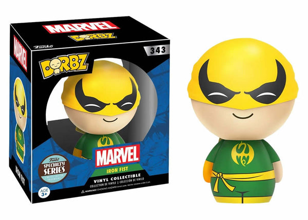 Funko Marvel - Iron Fist Specialty Series Dorbz Vinyl Figure