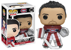 Funko NHL - Carey Price (Canadiens) Pop! Vinyl Figure