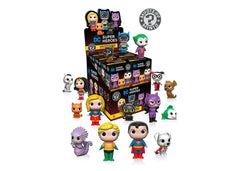 Funko Mystery Mini - DC Super Heroes & Pets Series 1 Blind Box Vinyl Figure