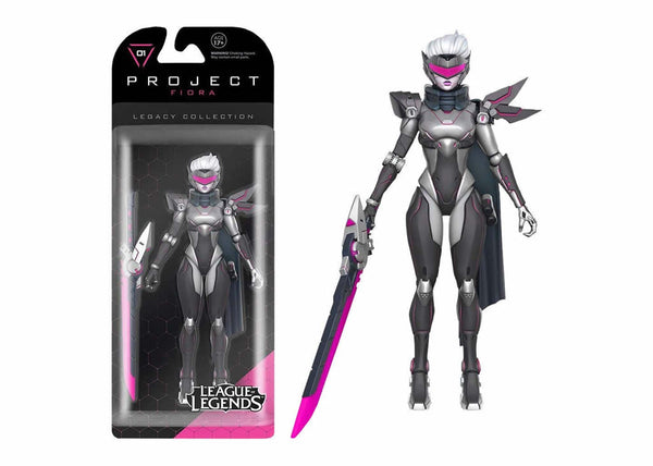 11362 - Funko Legacy League of Legends - Fiora Legacy Action Figure