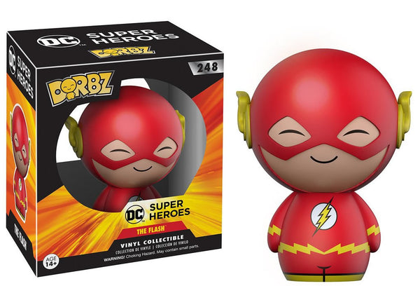 Funko DC Heroes - The Flash Dorbz Vinyl Figure
