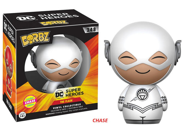 Funko DC Heroes - The Flash Dorbz Vinyl Figure **CHASE VERSION**