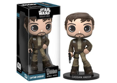 Funko Star Wars Rogue One - Captain Cassian Andor Wacky Wobbler