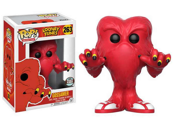 Funko Pop! Looney Tunes - Gossamer Pop! Vinyl Figure #263 **SPECIALTY SERIES**