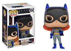 Funko Pop Animated Batman - Batgirl Pop! Vinyl Figure