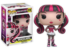 Funko Pop Monster High - Draculaura Pop! Vinyl Figure