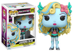 Funko Pop Monster High - Lagoona Blue Pop! Vinyl Figure