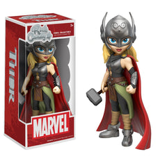 11700 - Funko Marvel - Lady Thor Rock Candy Vinyl Figure