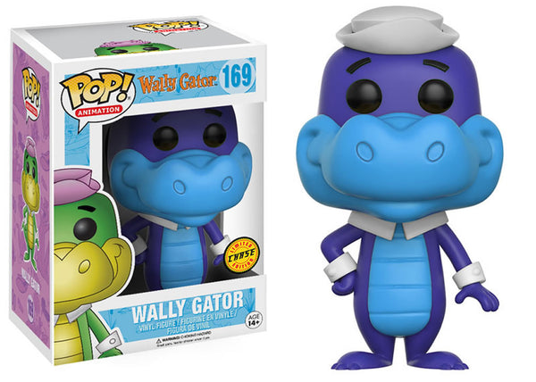 Funko Pop! Hanna Barbera - Wally Gator Pop! Vinyl Figure #169 **CHASE VERSION**