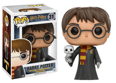 11915 - Funko Pop! Harry Potter - Harry Potter with Hedwig Pop! Vinyl