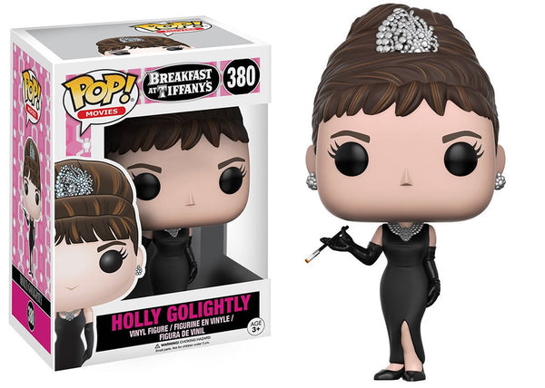 Funko Pop! Breakfast at Tiffany's - Holly Golightly Pop! Vinyl Figure #380