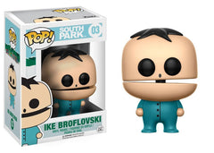 Funko Pop South Park - Ike Broflovski Pop! Vinyl Figure