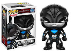 Funko Pop Power Rangers Movie - Black Ranger Pop! Vinyl Figure