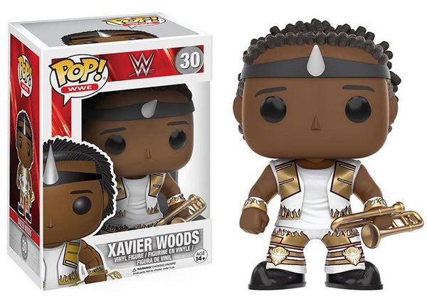 Funko WWE - Xavier Woods Pop! Vinyl Figure