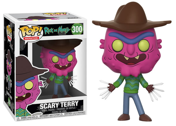 22963 - Funko Pop! Rick and Morty - Scary Terry Pop! Vinyl