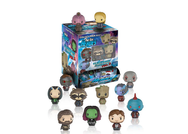 Funko Pint Sized Heroes - Guardians of the Galaxy Vol 2 Blind Box Vinyl Figure