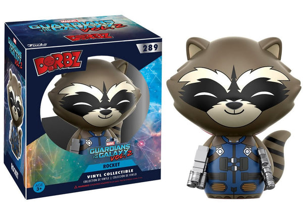 Funko Guardians of the Galaxy 2 - Rocket Dorbz Vinyl Figure