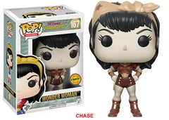 Funko Pop DC Bombshells - Wonder Woman Pop! Vinyl Figure **CHASE VERSION**