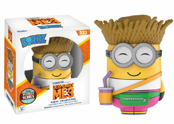 Funko Despicable Me 3 - Tourist Dave Specialty Series Dorbz Vinyl Figure
