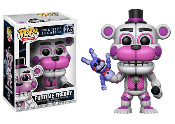 13730 - Funko Pop! Sister Location - Funtime Freddy Pop! Vinyl