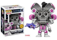 13730x - Funko Pop! Sister Location - Funtime Freddy CHASE Pop! Vinyl