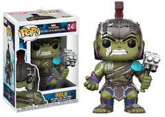 Funko Pop! Marvel Thor Ragnarok - Helmeted Gladiator Hulk Vinyl Figure #241