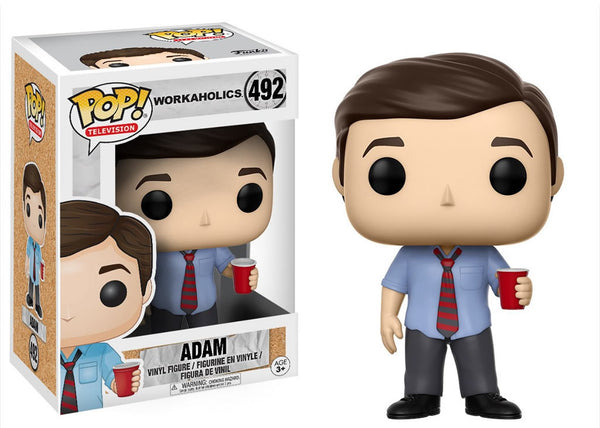 14053 - Funko Pop! Workaholics - Adam Pop! Vinyl