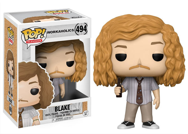 14054 - Funko Pop! Workaholics - Blake Pop! Vinyl