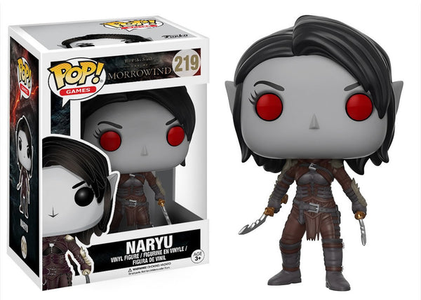 14330 - Funko Pop! Elder Scrolls - Naryu Pop! Vinyl