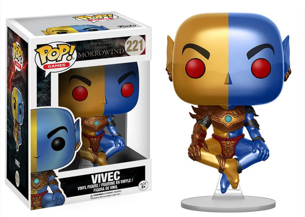 14332 - Funko Pop! Elder Scrolls - Vivec Pop! Vinyl