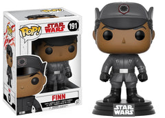 Funko Star Wars The Last Jedi - Finn Pop! Vinyl Figure #191