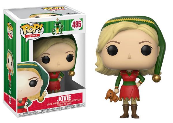 Elf - Jovie (Elf Outfit) Pop! Vinyl #485