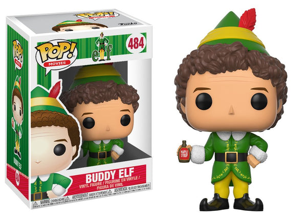 Elf - Buddy the Elf 2 Pop! Vinyl #484