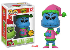Funko Pop! How The Grinch Stole Christmas - The Grinch Pop! Vinyl Figure #12 **CHASE VERSION**