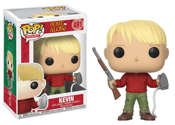 Home Alone - Kevin McCallister Pop! Vinyl #491