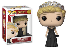 21946 - Funko Pop! The Royals - Diana Princess of Wales Pop! Vinyl