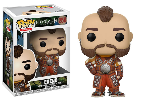 22606 - Funko Pop! Horizon Zero Dawn - Erend Pop! Vinyl